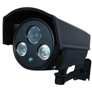 Inkovideo  2MP WLAN ONVIF Outdoorkamera INKOVIDEO V-117HD SCHWARZ