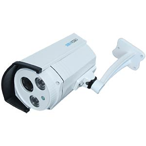 2-MP WIFI ONVIF outdoor camera V-117HD INKOVIDEO V-117HD WEISS
