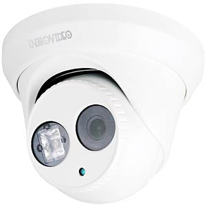 INKOVIDEO 3-MP PoE ONVIF dome outdoor camera INKOVIDEO V-109HD