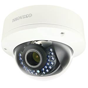 Inkovideo 3MP PoE dome camera V-110HD INKOVIDEO V-130-4M