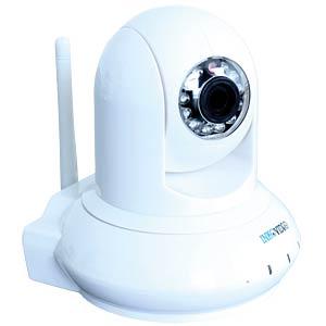 2-MP WIFI ONVIF camera V-120HD, white INKOVIDEO V-120HD WEISS