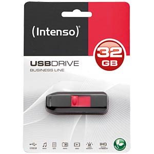 USB 2.0-stick 32GB Intenso Business Line INTENSO 3511480