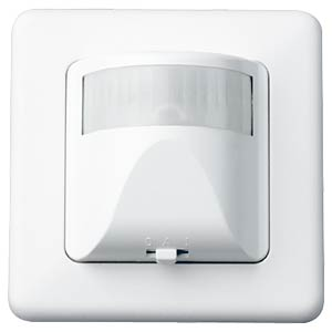 IR motion detector by KOPP, 180°, 2-wire KOPP 8058.1301.0