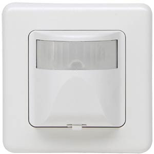 Motion detector, flush-fitted, three-wire technology KOPP 808413011