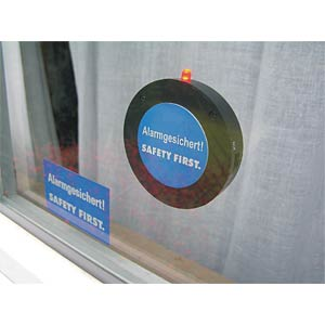 Safety First glass breakage alarm KH SECURITY 100111