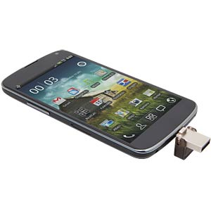 USB 2.0-Stick 64GB DataTraveler microDuo KINGSTON DTDUO/64GB