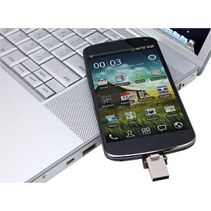 USB2.0-Stick 8GB DataTraveler microDuo KINGSTON DTDUO/8GB