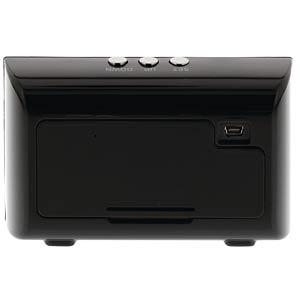 Tischuhr mit versteckter Kamera KÖNIG SAS-DVRDCD20