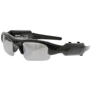 Sonnenbrille mit versteckter Kamera KÖNIG SAS-DVRSG11