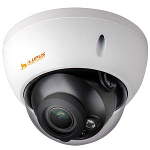 1920 x 1080 pixel HDTV dome camera LUPUS 13310