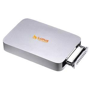 Netzwerk-Videorekorder, Set inkl. 4 Kameras LUPUS 13101