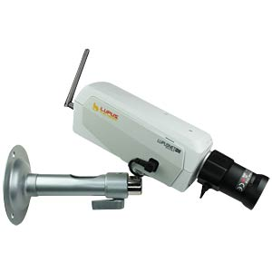 Lupusnet Netzwerkkamera - LE922 WLAN LUPUS LE924