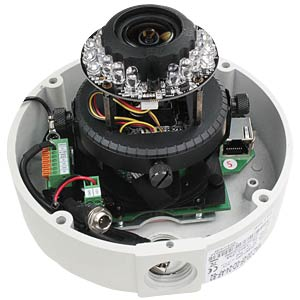 Lupusnet Netzwerkkamera - LE971 POE LUPUS LE971