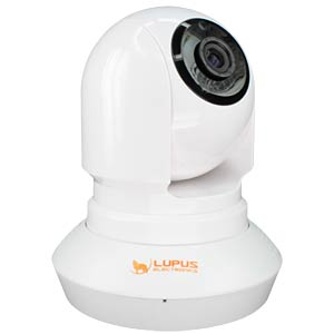Lupusnet Netzwerkkamera - LE200, pan - tilt LUPUS 10200