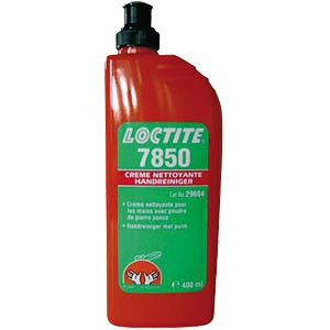 Hand cleaner, 400 ml, with pumice LOCTITE 7850