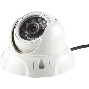 Outdoor Dome IP Camera with Night Vision LOGILINK WC0045
