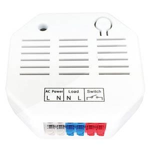 Unterputzrelais mit Stromzähler V2 LUPUS 12051