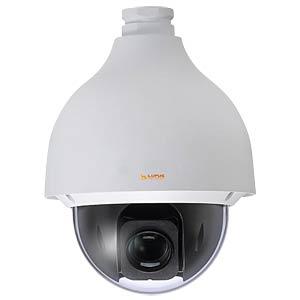 1920 x 1080 Pixel HDTV Stardomekamera LUPUS 10610