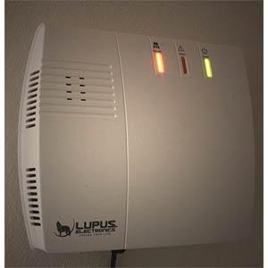 LUPUSEC-XT1 control centre LUPUS 12000