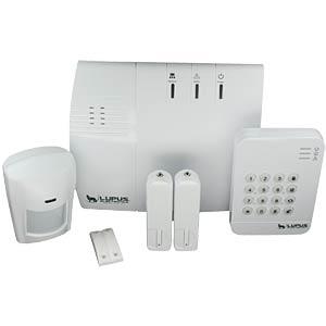 Alarmanlage XT1 Starter Pack LUPUSEC, Funk 868 MHz LUPUS 12017