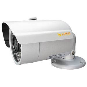 1280 x 720 pixel HDTV all-round camera LUPUS 13100