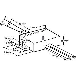 Infrarot Indikator KEMO M085