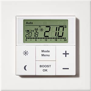 MAX! Wall-mounted thermostat V2.0 MAX! 131651