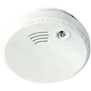 Fotooptischer Rauchmelder, EN14604 FREI