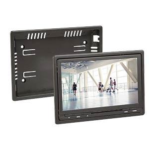 7 (18cm) TFT monitor, BNC — EEC A VELLEMAN MON7T1