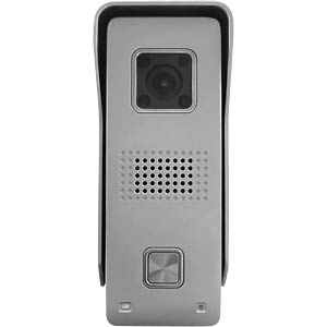 WLAN doorbell camera MONACOR DVA-110DOOR