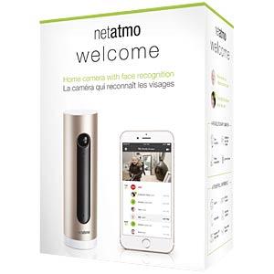 Smarthome Cam NETATMO NSC01-EU