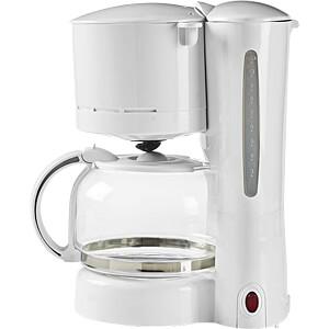 Kaffeemaschine, 11 Tassen, weiß NEDIS KACM110EWT