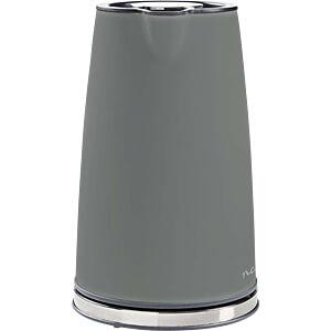 Wasserkocher 1,7 l, Soft-Touch, grau NEDIS KAWK510EGY
