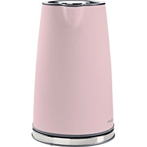 Wasserkocher 1,7 l, Soft-Touch, pink NEDIS KAWK510EPK
