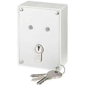 Alarm-Schlüsselschalter MONACOR NSA-90