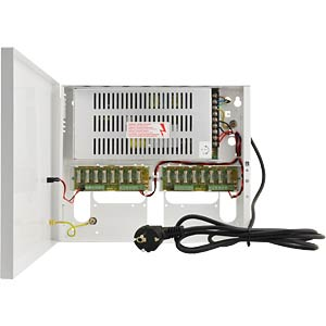 Power supply for up to 16 devices, 12V FREI NT 16