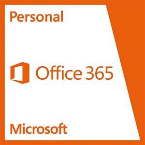 Microsoft Office 365 Personal (1 year) MICROSOFT QQ2-00538