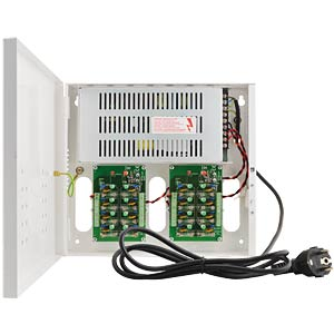 Multiple power supply with 16 LEDs, 12V FREI PNT 16
