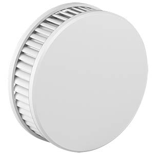 Wireless smoke detector with a 12 year lithium battery PYREXX PX-1C