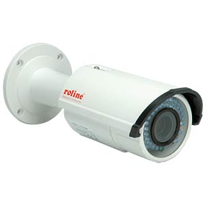 2-MPx varifocal bullet IP camera, RBOV2-1 ROLINE 21.19.7302