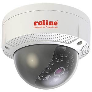 4MPx Fixed Dome IP Kamera RDOF4-1 ROLINE RDOF4-1
