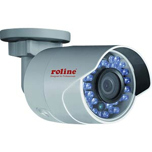 ROLINE 2-MP fixed bullet network camera ROLINE 21197306