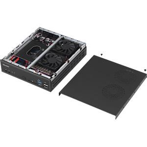 Barebone PC, XPC slim DQ170 SHUTTLE DQ170