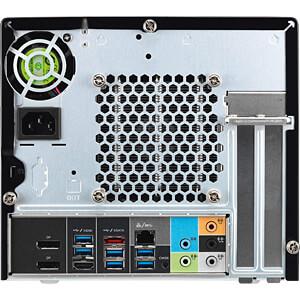 Barebone PC, XPC cube SZ170R8 SHUTTLE SZ170R8