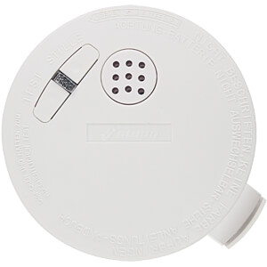 Smoke detector, lithium battery. VdS, 10-year service life STABO 51110