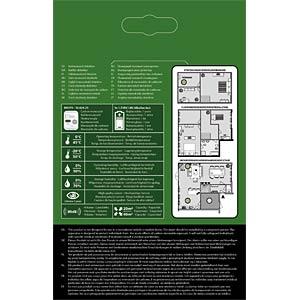 Kohlenmonoxid-Melder mit Display SMARTWARES RM370
