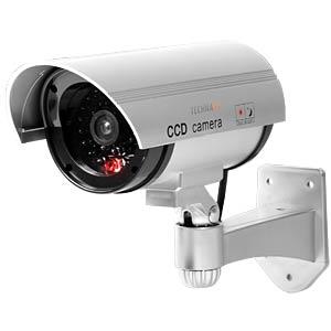CCD-Überwachungskamera-Attrappe TX-18 TECHNAXX 4310