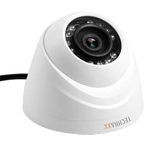 Zusatzkamera Dome zu 4561 TECHNAXX 4563
