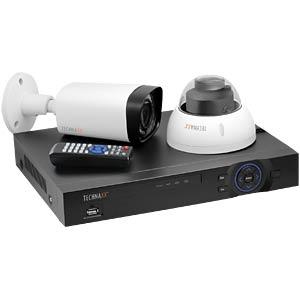 Technaxx Mini Security Kit PRO HD 1080P TX-50 TECHNAXX 4565