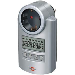Primera Line weekly timer, DT BRENNENSTUHL 1507500